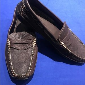 Mens 7.5 L.L. Bean Mocassin Loafer Shoes
